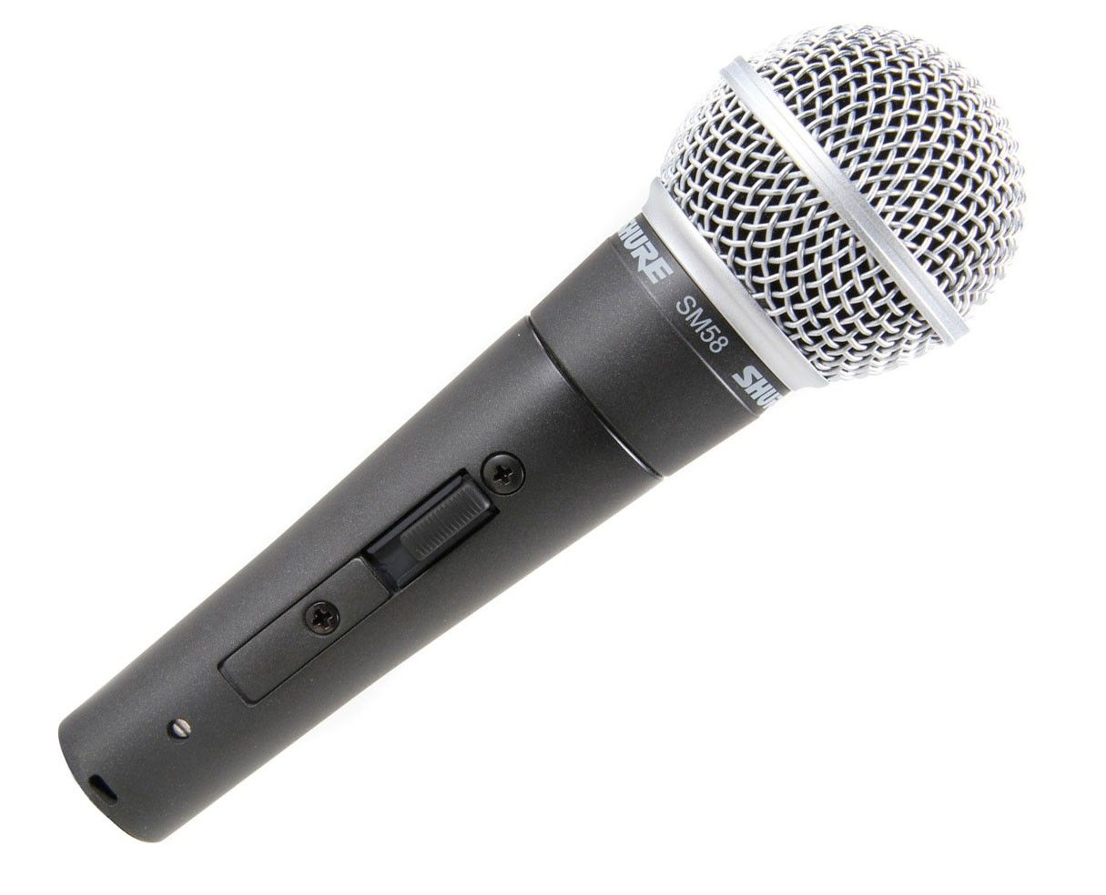 купить микрофон шур