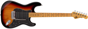 Электрогитара G&L Tribute Legacy HB 3-Tone Sunburst MP